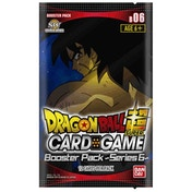 Dragon Ball Super TCG: B06 Face The Destroyer Booster Box (24 Packs)