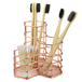 Rose Gold Hexagonal Desk Tidy | M&W IHB USA (NEW) - Image 5