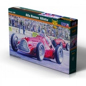 Alfa Romeo Alfetta 1:24 Model Kit