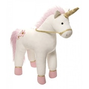 Lilyrose Pink Unicorn GUND Core Collection Large Soft Toy