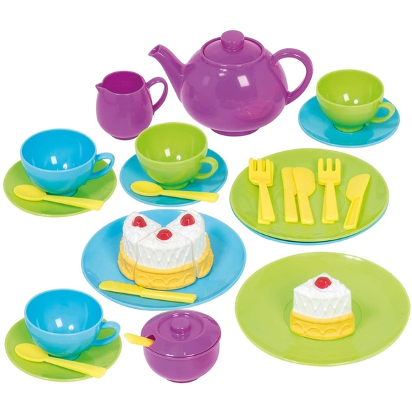 Childrens Teaset Playset