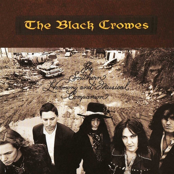 The Black Crowes – The Southern Harmony And Musical Companion Vinyl