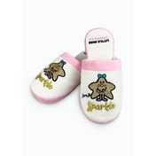 Mr Men & Little Miss – Miss Sparkle Slippers UK Size 5-7