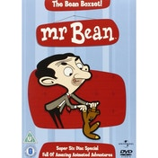 Mr. Bean - The Animated Series - Volumes 1-6 DVD
