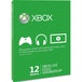 Xbox Live Gold 12 Months Membership Card Xbox 360 and Xbox One Digital Download - Image 3
