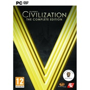 Sid Meier's Civilization V 5 Complete Edition PC Game
