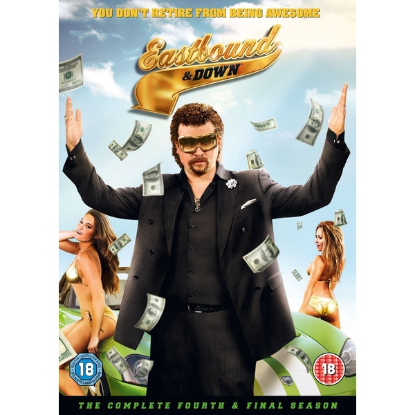 Eastbound And Down - Series 4 - Complete DVD 2-Disc Set