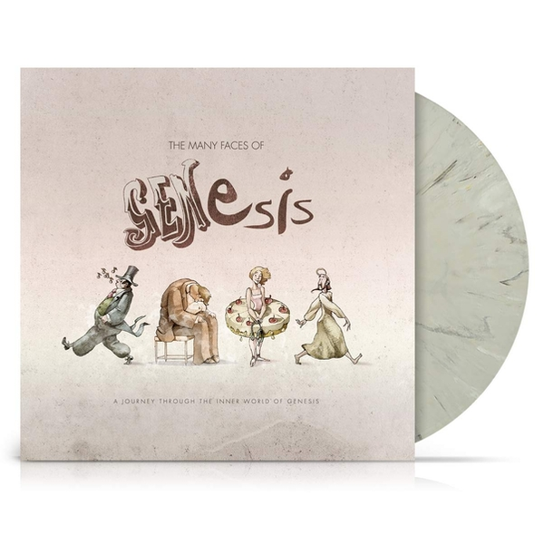 Genesis - The Many Faces Of Genesis Vinyl