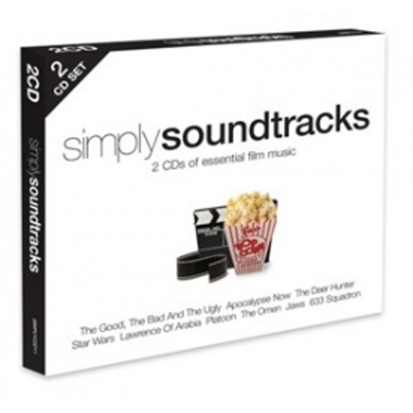 Simply Soundtracks 2CD