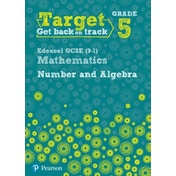 Target Grade 5 Edexcel GCSE (9-1) Mathematics Number and Algebra Workbook by Katherine Pate (Paperback, 2016)