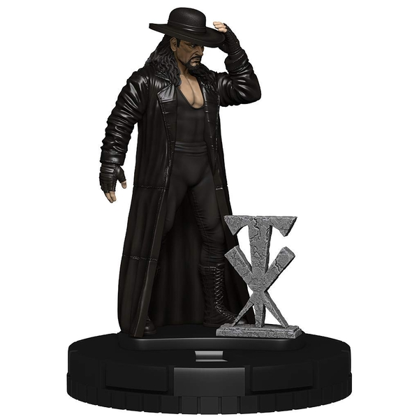WWE HeroClix Undertaker Expansion Pack