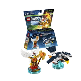 Eris (Legends of Chima) Lego Dimensions Fun Pack