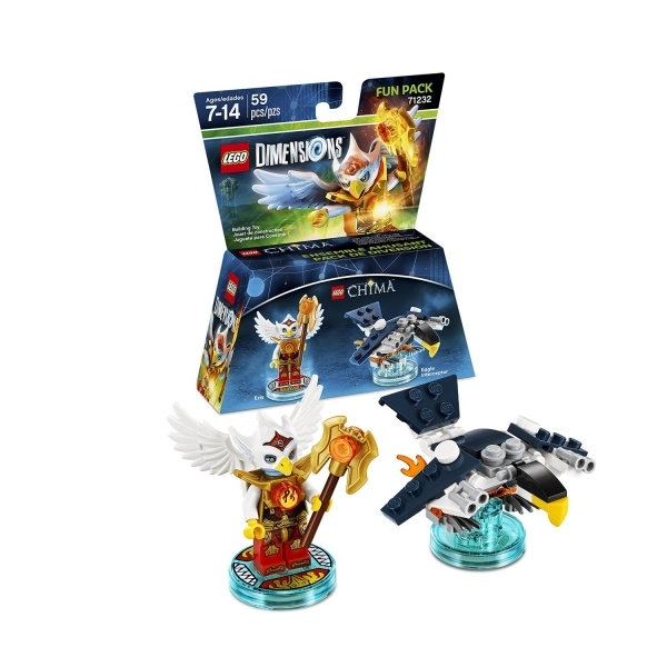 Eris (Legends of Chima) Lego Dimensions Fun Pack - Image 1