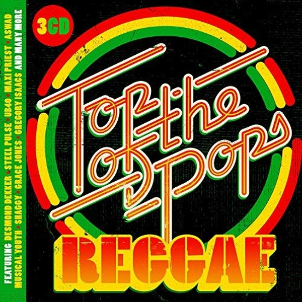 Top Of The Pops - Reggae CD