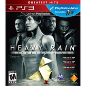 Heavy Rain (Move Compatible) Director Cut Game (Greatest Hits) PS3