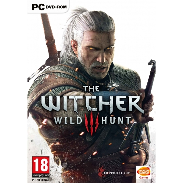 The Witcher 3 Wild Hunt Day One Edition PC Game - Image 1