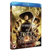 Flying Swords Of Dragon Gate Blu Ray 3D