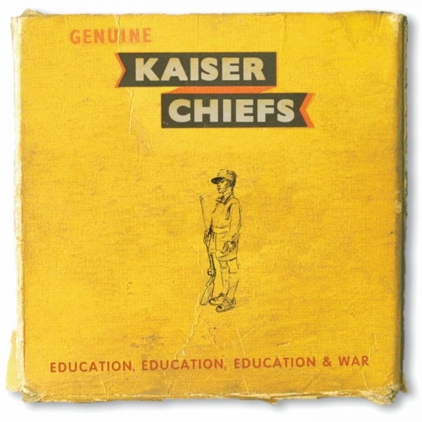 Kaiser Chiefs - Education  Education  Education & War CD