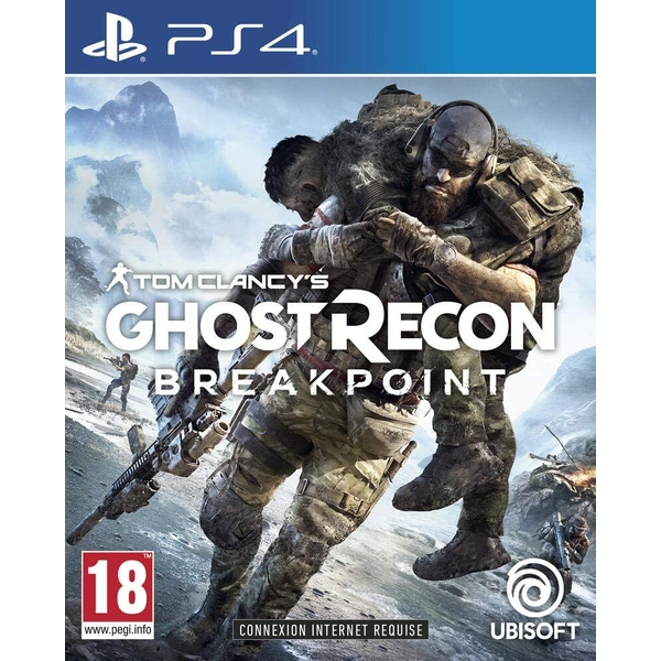 Ghost Recon Breakpoint PS4 Game [Multi-Language Version]