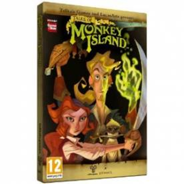 Tales of Monkey Island Premium Edition Game PC