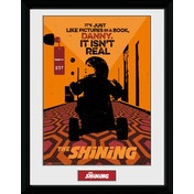 The Shining Danny Framed Collector Print