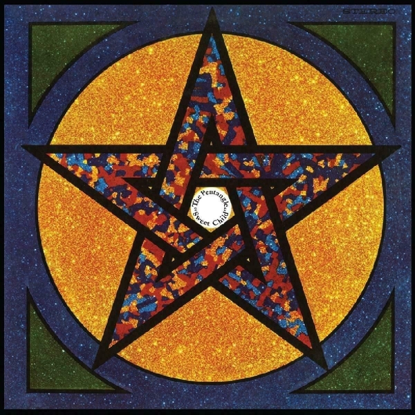 The Pentangle - Sweet Child 50th Anniversary Limited Edition Gold Vinyl