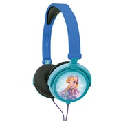 Lexibook HP010FZ Disney Frozen Foldable Stereo Headphones with Volume Limiter