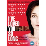 I've Loved You So Long DVD