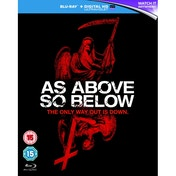 As Above, So Below Blu-ray & UV Copy