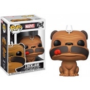 Lockjaw (Inhumans) Funko Pop! Vinyl Figure