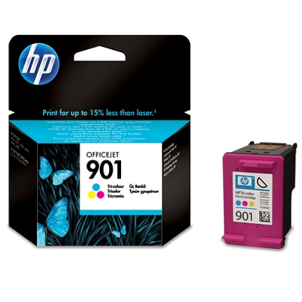 HP CC656AE (901) Printhead color, 360 pages, 9ml