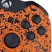 3D Splash Orange Edition Xbox One Controller - Image 2