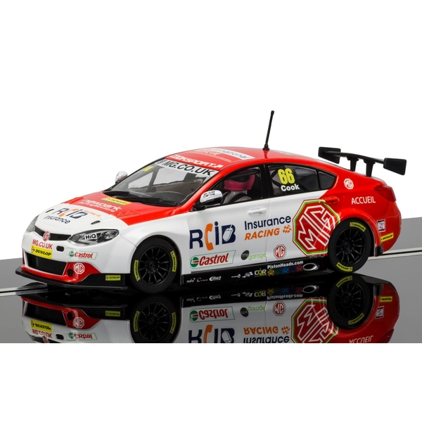 BTCC MG6 (Josh Cook) 1:32 Scalextric Touring Car