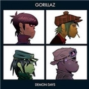 Gorillaz Demon Days CD