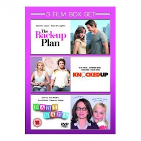 Back Up Plan  Knocked Up  Baby Mama DVD