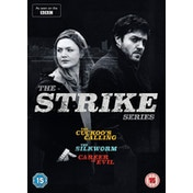 Strike - The Complete Series DVD