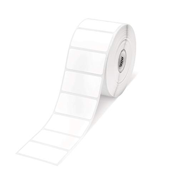 Brother RD-S05E1 Label Roll, Die Cut Labels, White, 1564 Labels Per Roll, 51 mm (W) x 26 mm (L), Brother Genuine Supplies