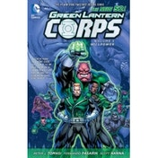 Green Lantern Corps Volume 3: Willpower TP (The New 52)
