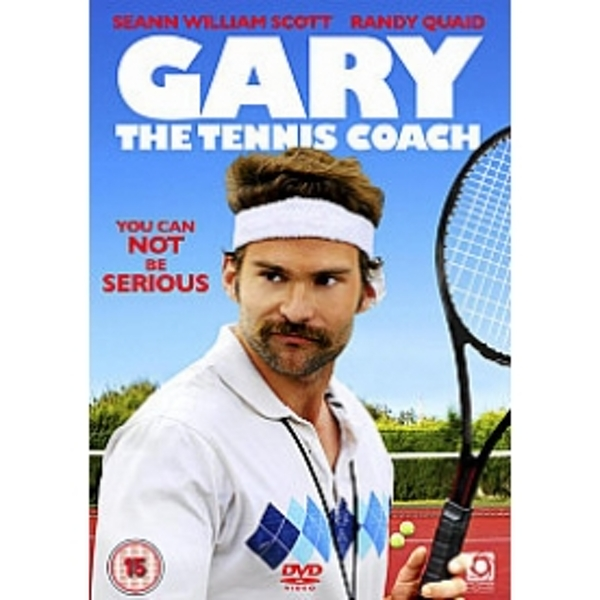 Gary The Tennis Coach DVD