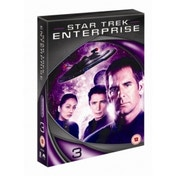 Star Trek Enterprise Complete Series 3 DVD