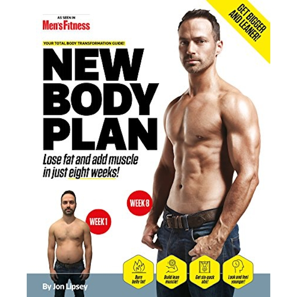 New Body Plan Your Total Body Transformation Guide Paperback / softback 2018