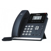 Yealink SIP-T41S Wired handset 6lines LCD Black IP phone UK Plug