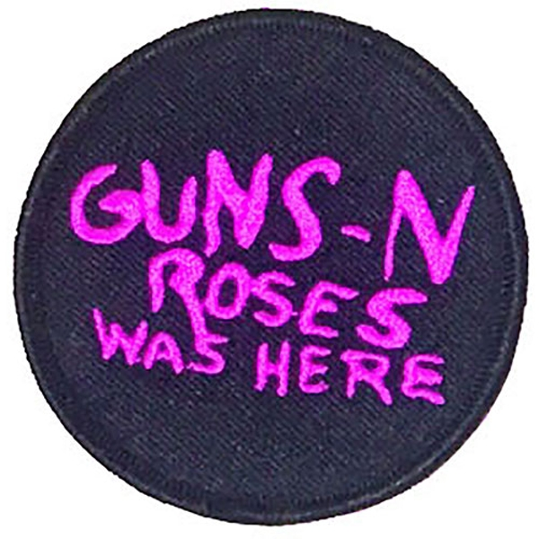 Guns N' Roses - Was Here Standard Patch