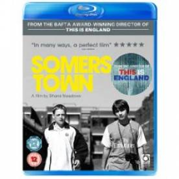Somers Town Blu-Ray