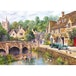 Gibsons Castle Combe Jigsaw Puzzle - 1000 Pieces - Image 2