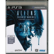 Aliens Colonial Marines Limited Edition Game PS3