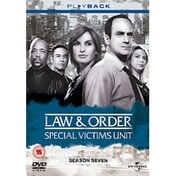 Law And Order Special Victims Unit Complete Series 7 DVD