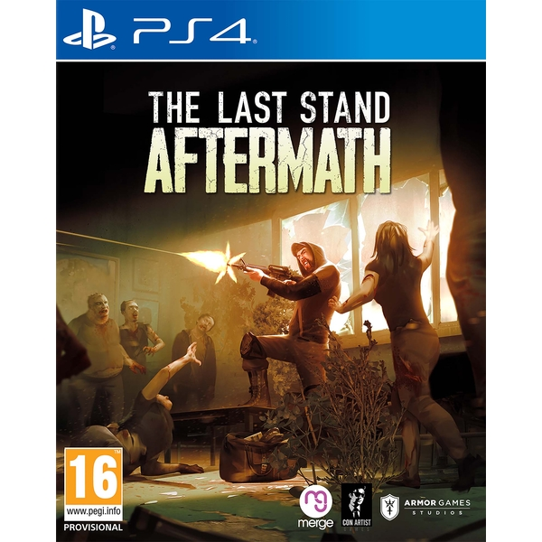The Last Stand Aftermath PS4 Game