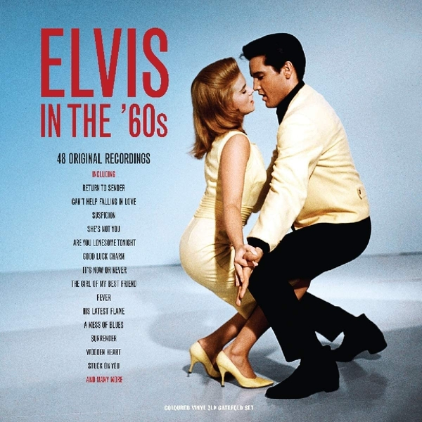 Elvis In The 60s (Coloured Vinyl)
