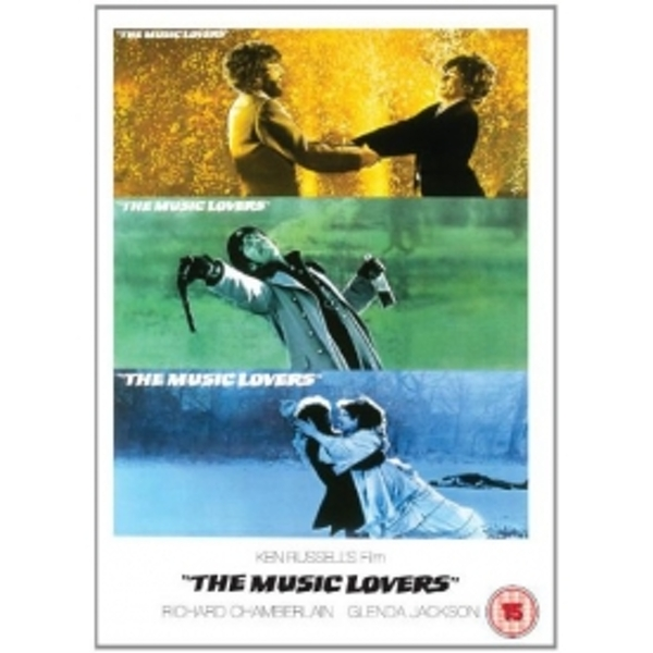 Music Lovers DVD